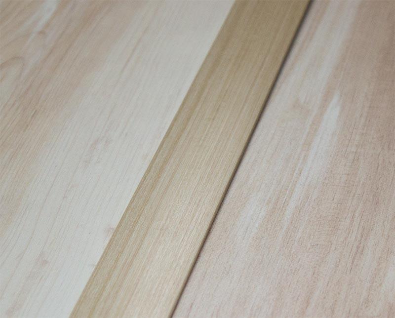flex abschlu profil holz ahorn 90cm laminat. Black Bedroom Furniture Sets. Home Design Ideas