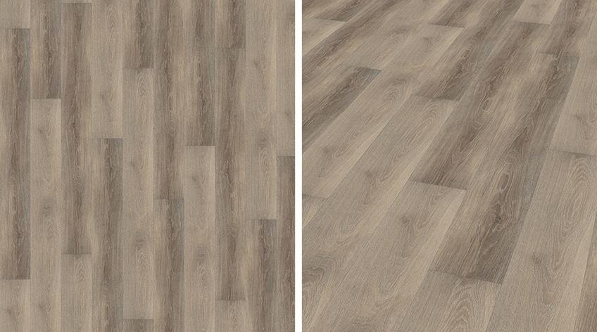 kwg antigua infinity extend silbereiche grau laminat. Black Bedroom Furniture Sets. Home Design Ideas
