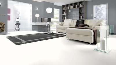 Wineo Laminat 550 White matt