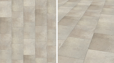 KWG Vinyl Antigua Stone Exclusiv Dolomit silver Sheets
