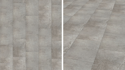 KWG Vinyl Antigua Stone Exclusiv Dolomit grey Sheets