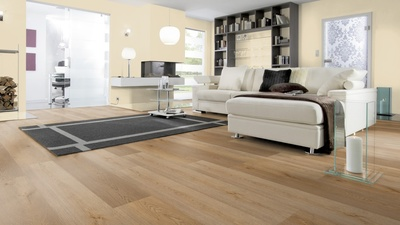 Wineo Vinyl Designboden 400 Wood Energy Oak Warm zum Verkleben