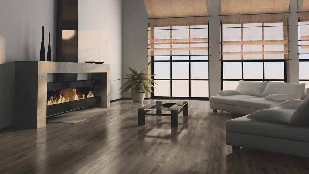 wineo vinyl designboden 400 wood embrace oak grey klick vinyl. Black Bedroom Furniture Sets. Home Design Ideas