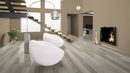 Wineo Vinyl Designboden 400 Wood Eternity Oak Grey Klick...