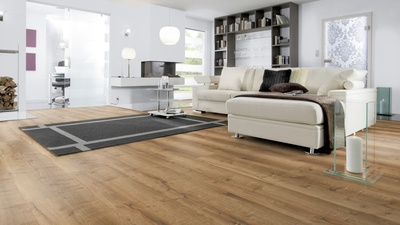 Wineo Vinyl Designboden 400 Wood XL Comfort Oak Mellow Multilayer