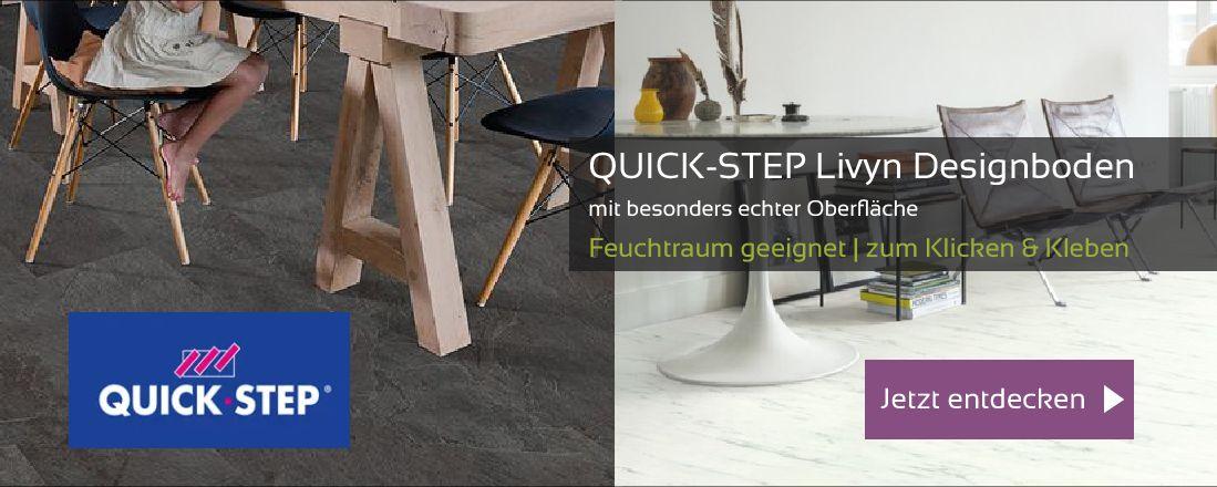 Quick-Step Livyn Designboden