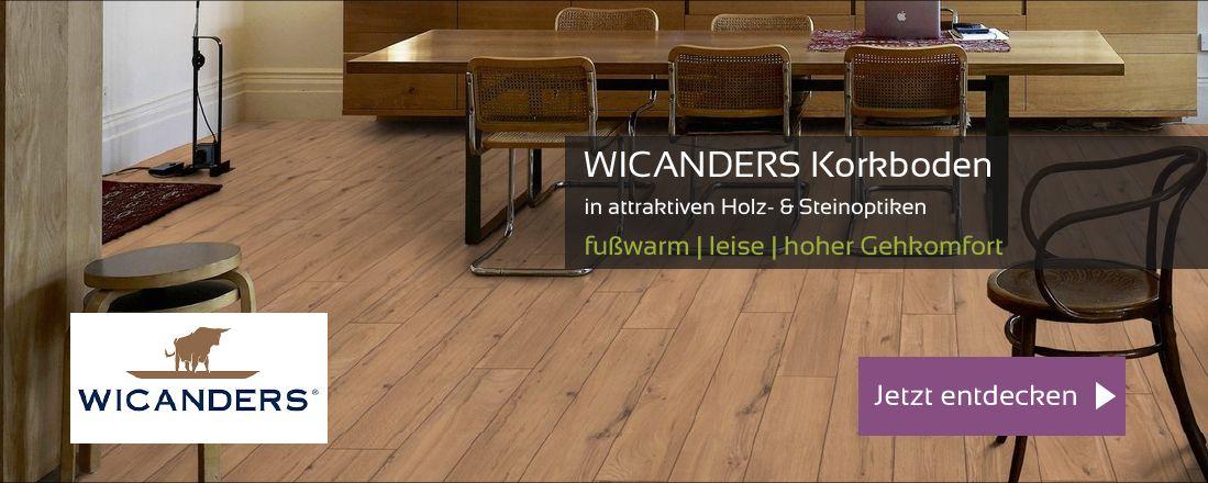 Wicanders Korkboden